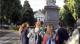 I ragazzi in passeggiata a Staglieno - video su Youtube